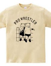 プロレス タッグチーム イラスト 熊