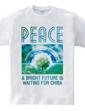 PEACE -Earth&Rainbow-