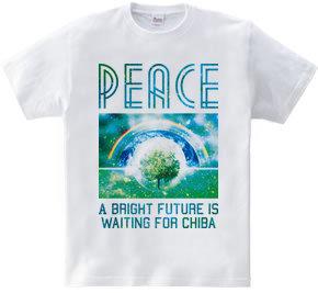 PEACE -Earth&Rainbow-