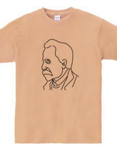 ニーチェ Nietzsche イラスト 哲学者 歴史 偉人