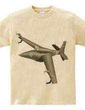架空戦闘機「ヴィロ強撃機」