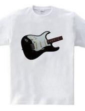 左右逆のあべこべギター