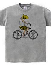 虎男さんのサイクリング その1