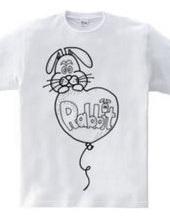 Rabbit Balloon