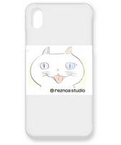 ロゴ 白猫