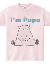 「Pupa」Tシャツ【ベビー・キッズ】