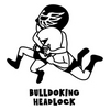 BULLDOLING HEADLOCK