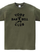 YORK BARBELL CLUB