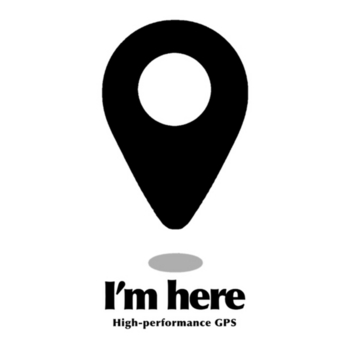 最も正確なGPS  (I'm here)