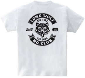 LONE WOLF_BLK