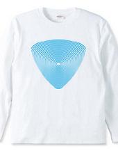 Wave Pick Blue