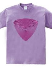 Wave Pick Pink