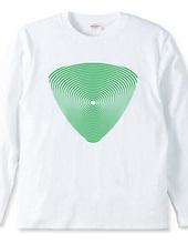 Wave Pick Green