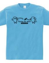 陸上競技 ゾウの鼻とバトン