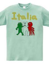 イタリアの仲間たち
