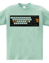 """Ask"" Keyboard."