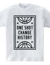 ONE SHOT CHANGE HISTORY