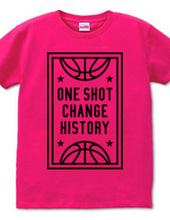 ONE SHOT CHANGE HISTORY