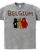 ベルギーの仲間たち