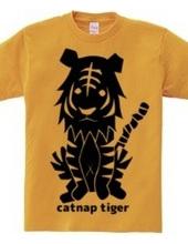 Catnap tiger