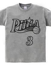 Phila #3 グレー