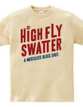 HIGH FLY SWATTER