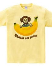 バナナ&モンキー