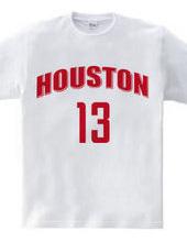 HOUSTON #13