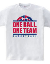 ONE BALL ONE TEAM