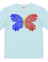 Butterfly Karakusa 10