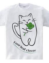 ネコとよつばのクローバー