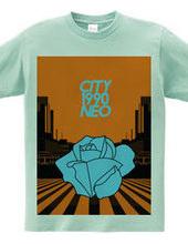 NEO CITY 1990 oranges