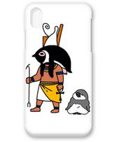 エジプト壁画風ペンギン