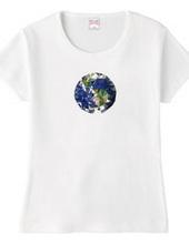 ピクセル地球