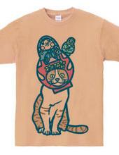 マトリョーシカ猫