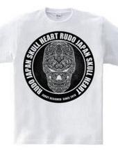 RUDO JAPAN SKULL HEART