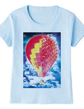 Strawberry Balloon