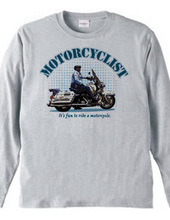 Motorcyclist Police
