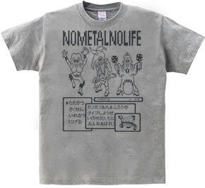 RPGTシャツ