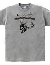 アイスホッケー シークレット アイス アリーナ? Tシャツ