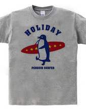 HOLIDAY PENGUIN SURFER-1