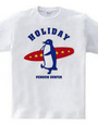 HOLIDAY PENGUIN SURFER-1