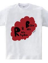 Rhythm & Shaved (Red Logo Version)