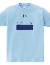 eleven label_blue