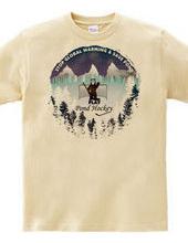 アイスホッケー Pond Hockey Tシャツ