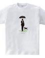 The Umbrella Man.