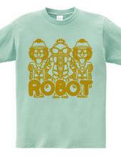 ロボット(オレンジ)