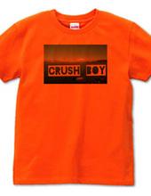 CRUSH BOY 田沢湖 Tシャツ