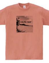 girl beach Tシャツ