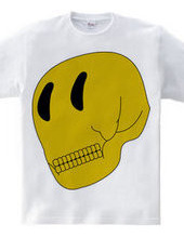 SKULL FACE YELLOW